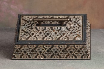 Handmade Box made with Frame Moulding